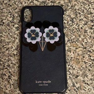 Kate Spade XS Max iPhone cover